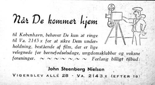 handel og maritime museum biografer Sjælland