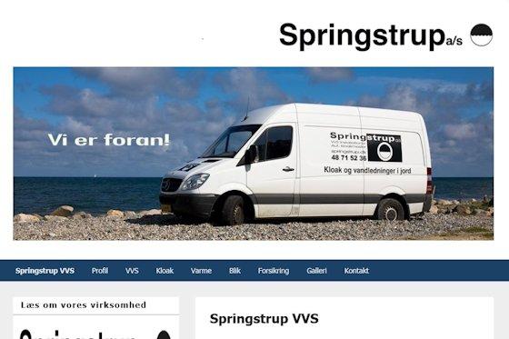 Springstrup a/s